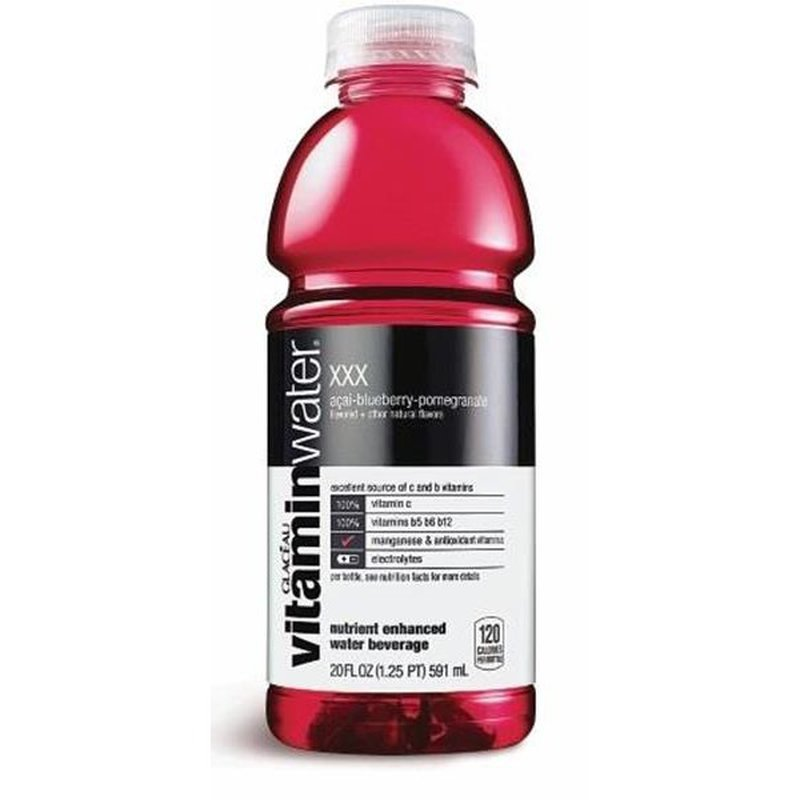 Vitamin Water XXX