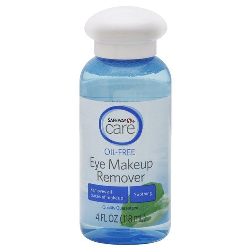 Safeway Oil Free Eye Makeup Remover