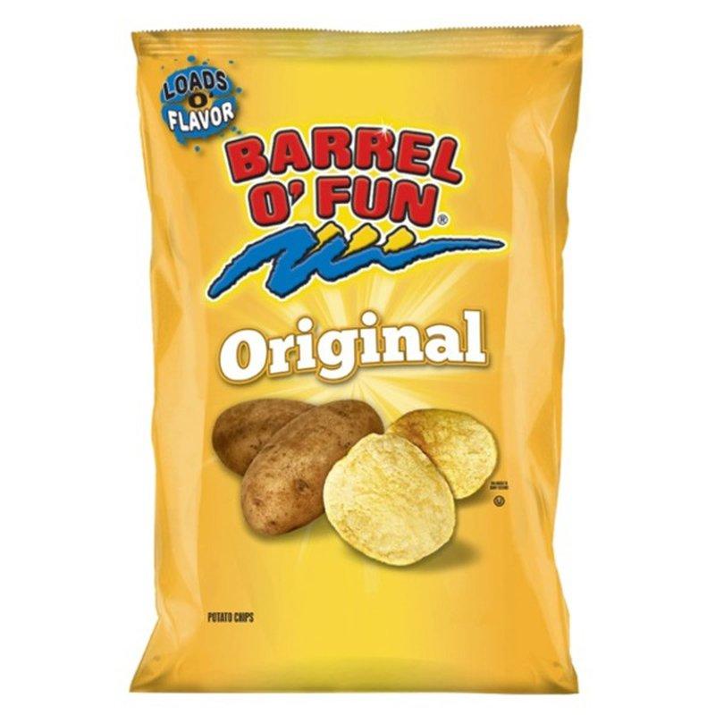 Barrel O' Fun Potato Chips