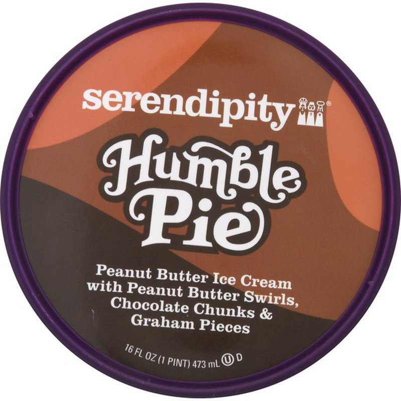 Serendipity Ice Cream, Peanut Butter, Humble Pie