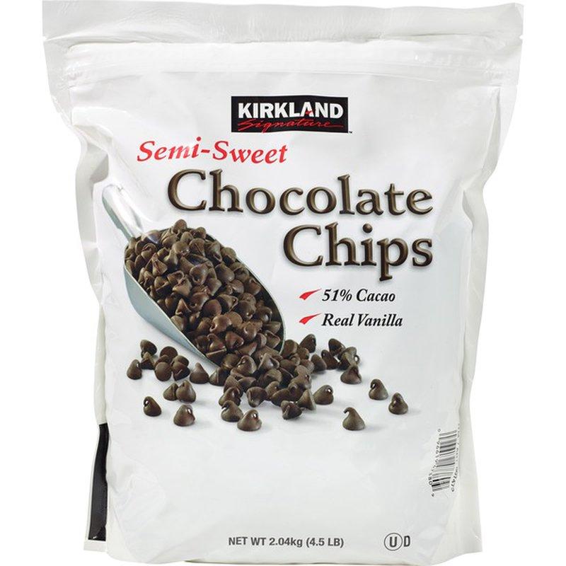 Kirkland Signature Semi Sweet Chocolate Chips