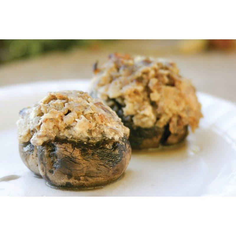 Garden Grillers Italian Grill Mushrooms