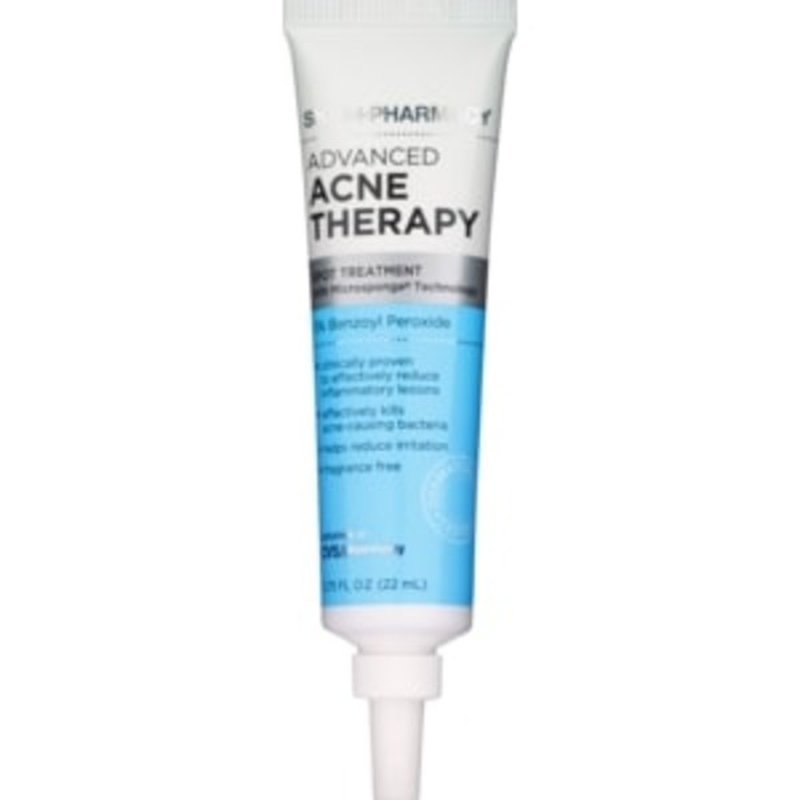 Skin Pharmacy Advanced Acne Therapy Spot Treatment 0 75 Oz Instacart