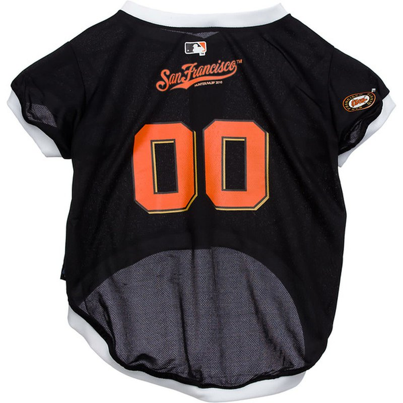 Hunter Manufacturing San Francisco Giants MLB Dog Jersey