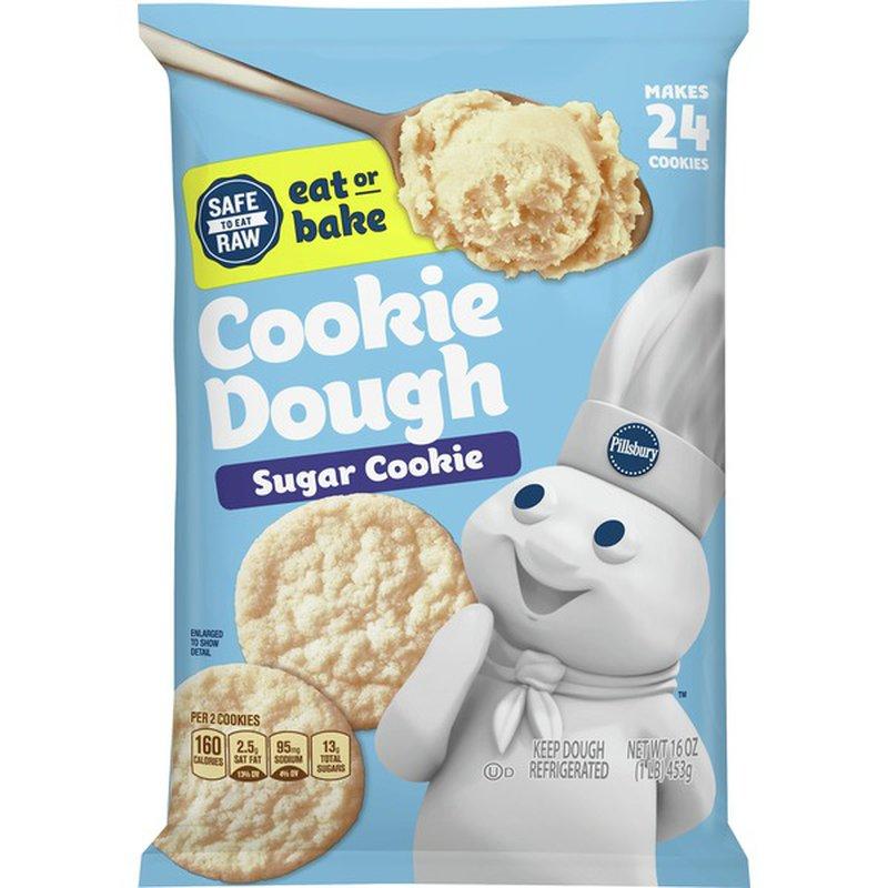 Pillsbury Cookie Dough, Sugar Cookie