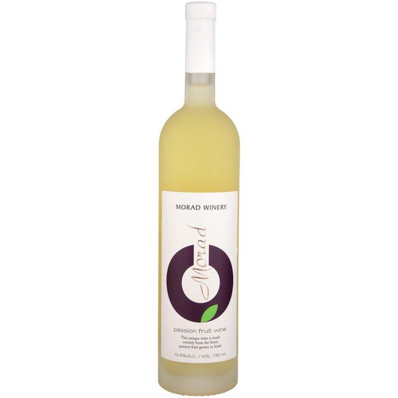 Morad Winery Kosher Passion Fruit White Wine