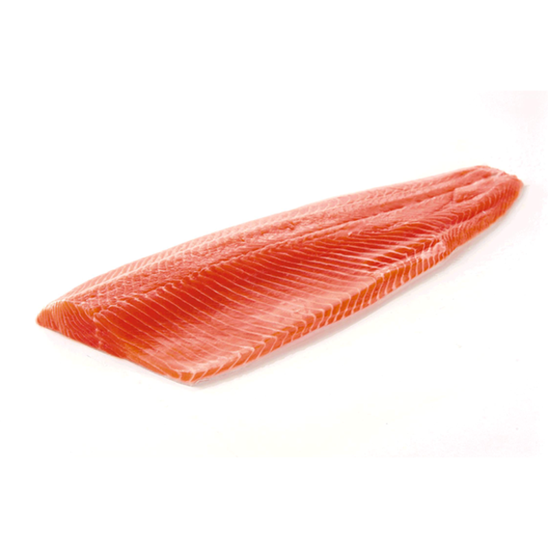Fresh Coho Salmon Fillet