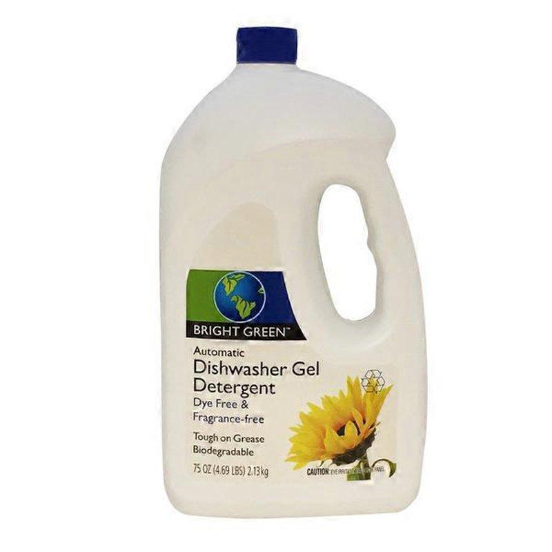 Open Nature Automatic Dishwasher Gel Detergent 75 Oz Instacart
