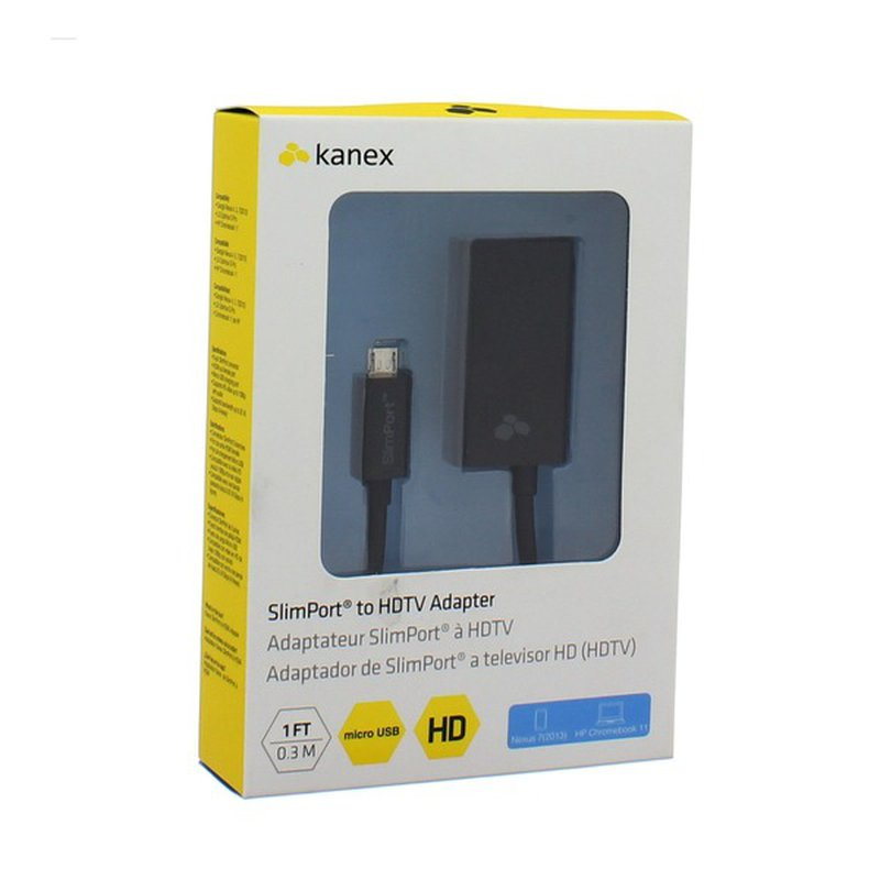 Kanex Slimport To HDMI Adapter