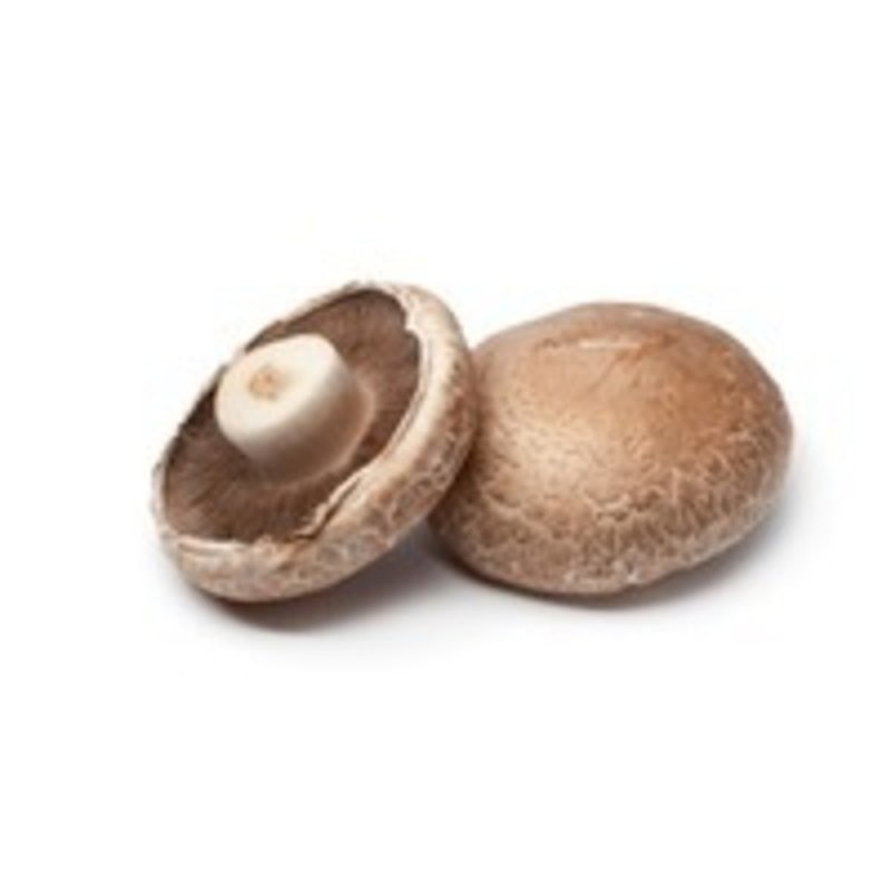 Portabella Mushroom Caps