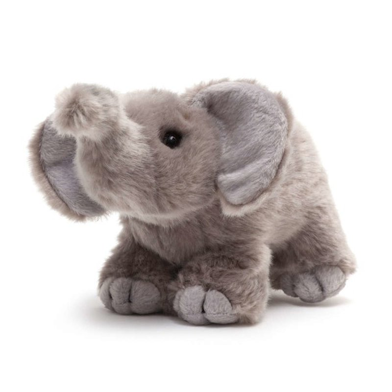 PBS Kids Aurora Elephant Plush Toy