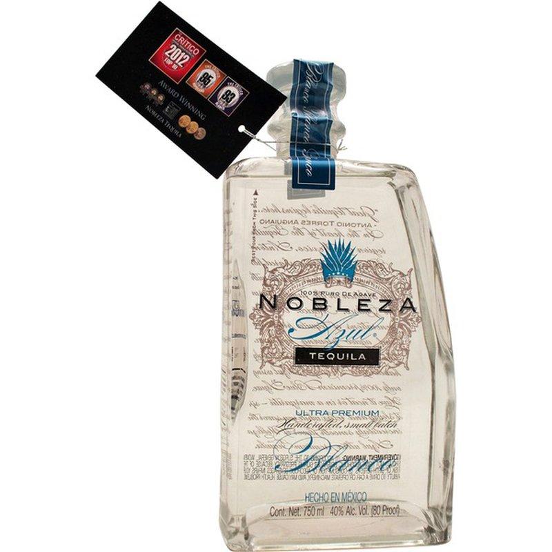 Nobleza Tequila Blanco