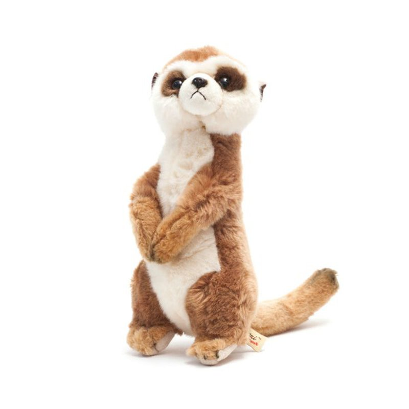 Pbs Aurora Meerkat Plush Toy