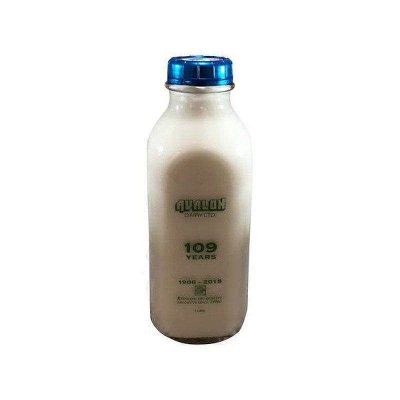 Avalon Organics Organic 2% Skim Milk