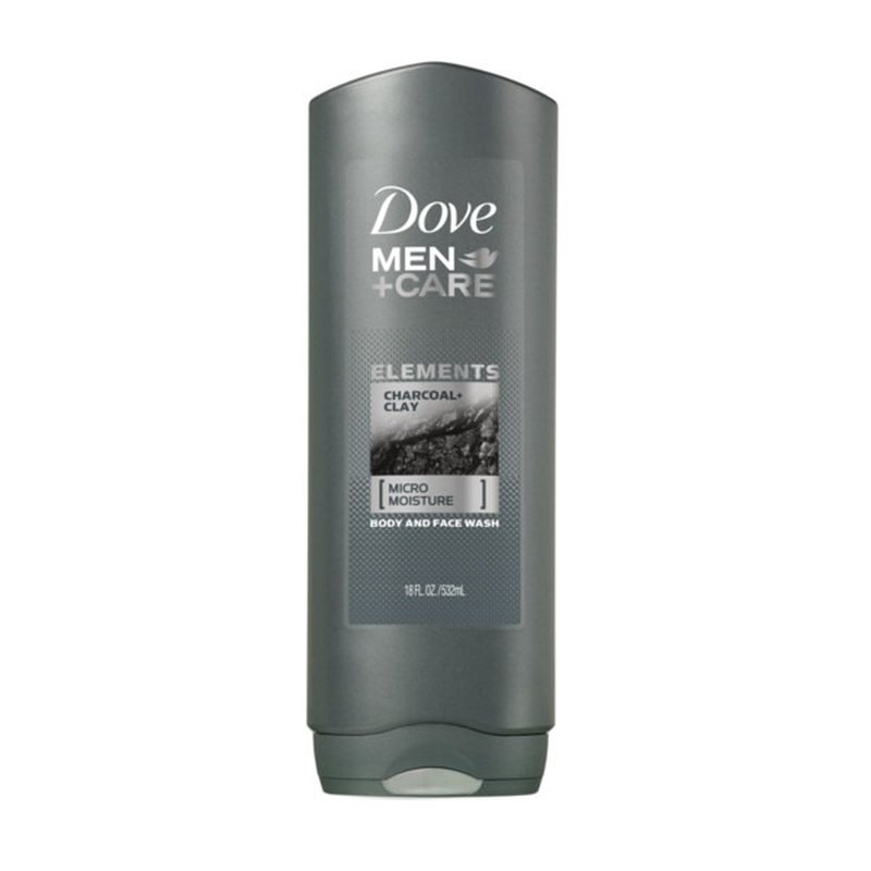 Dove Men Care Body Wash Charcoal Clay 18 Oz From Giant Food Instacart