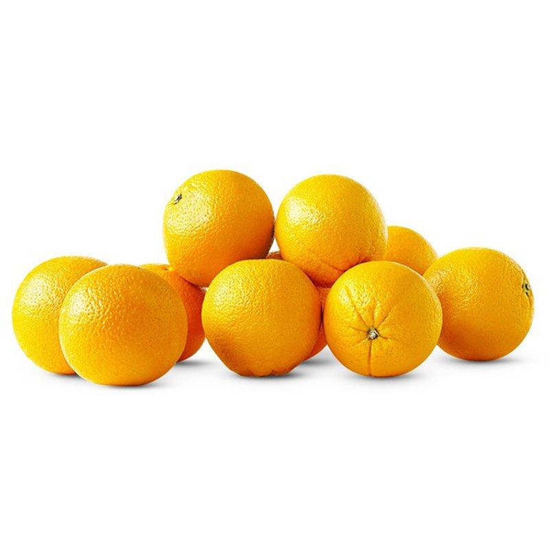 Organic Navel Oranges in Bag