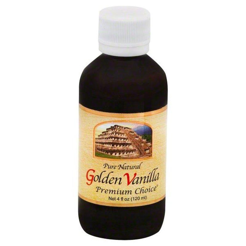 Pure Natural Golden Vanilla