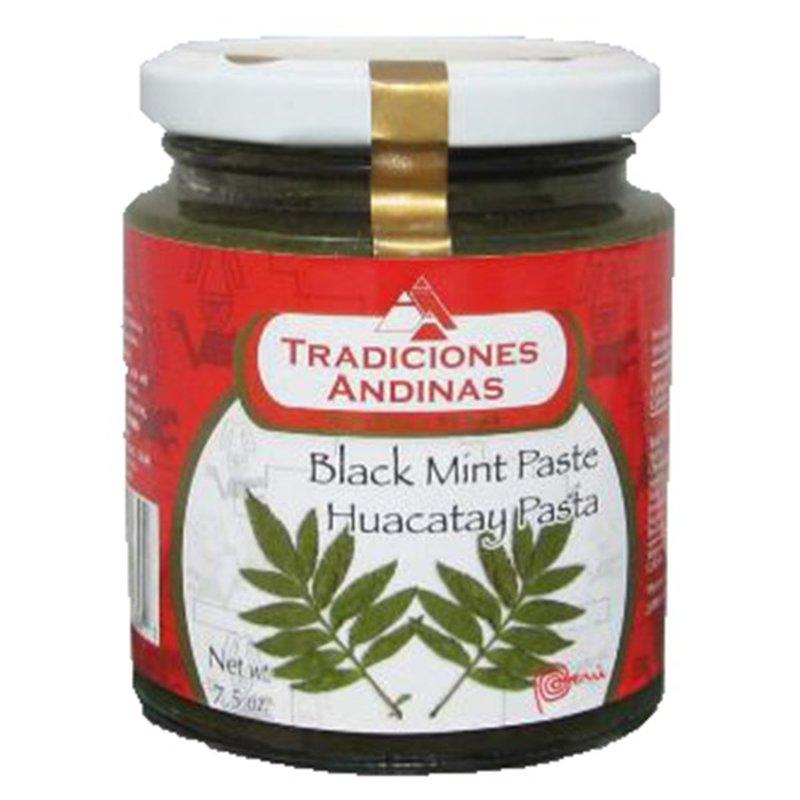 Tradiciones Andinas Huacatay Pasta