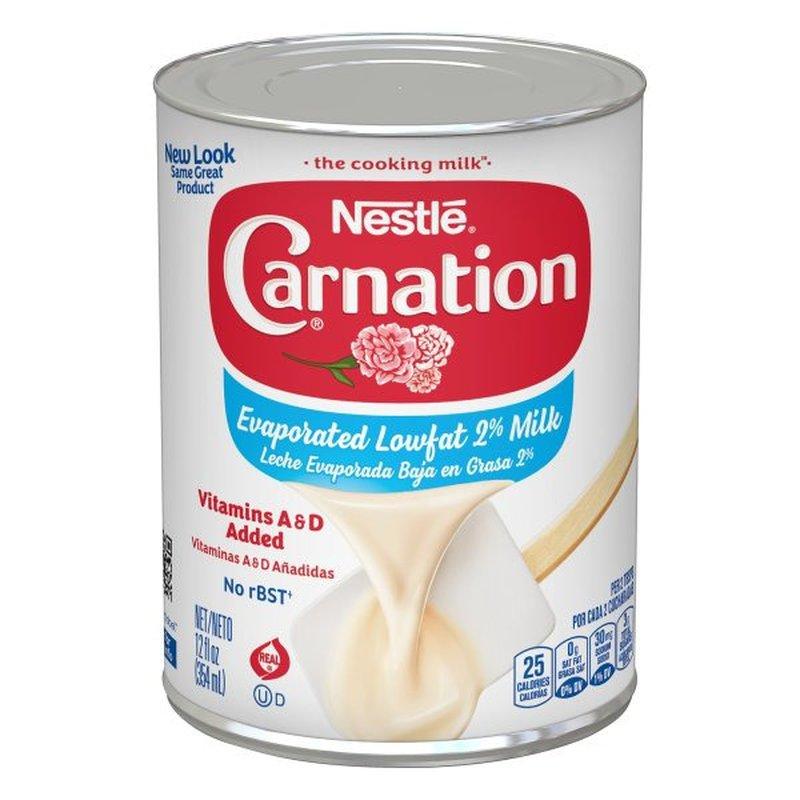 Carnation Evaporated Lowfat Milk