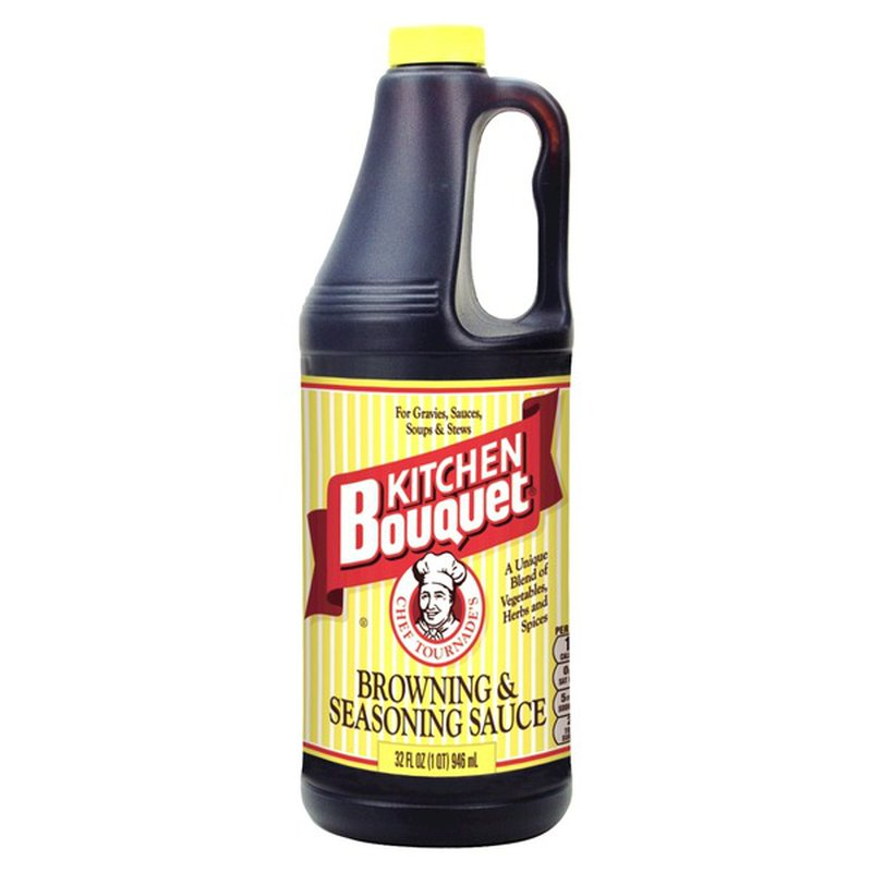 Kitchen Bouquet Browning And Seasoning Sauce 1 Qt Instacart