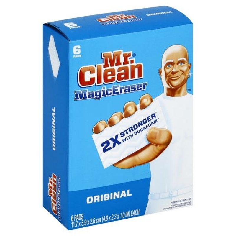 Mr. Clean Magic Eraser, Original