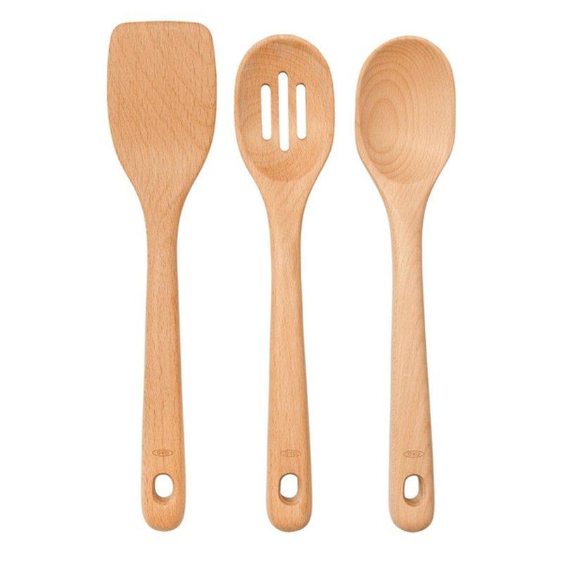 OXO Good Grips Wooden Utensil Set