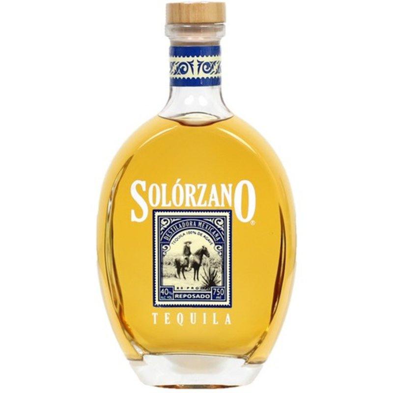 Reposado Solorzano Tequila