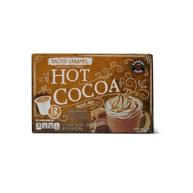 Choceur Caramel Hot Cocoa Cups