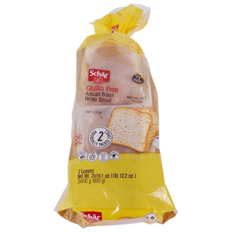 Dr Schar Artisan Gluten Free White Bread