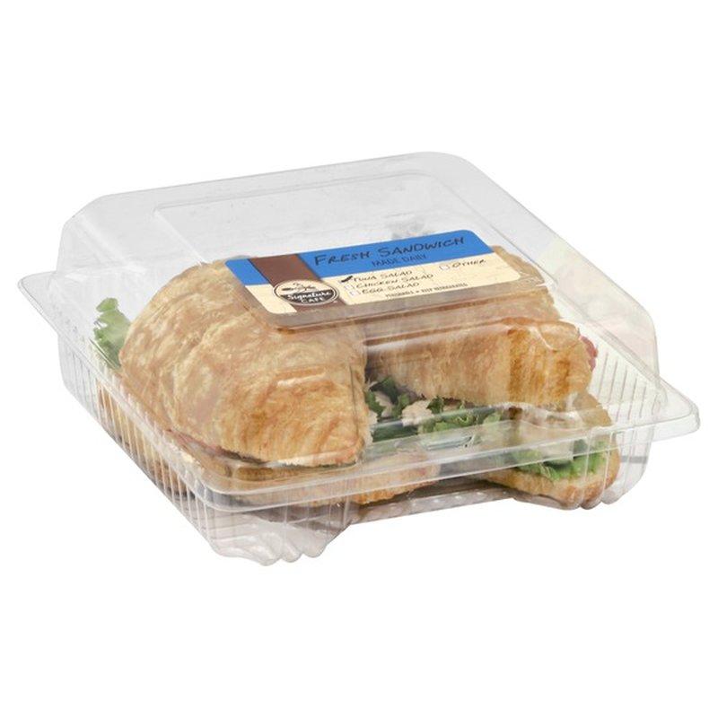 Sc Sstbl Ss Tuna Salad Sandwich Croissant