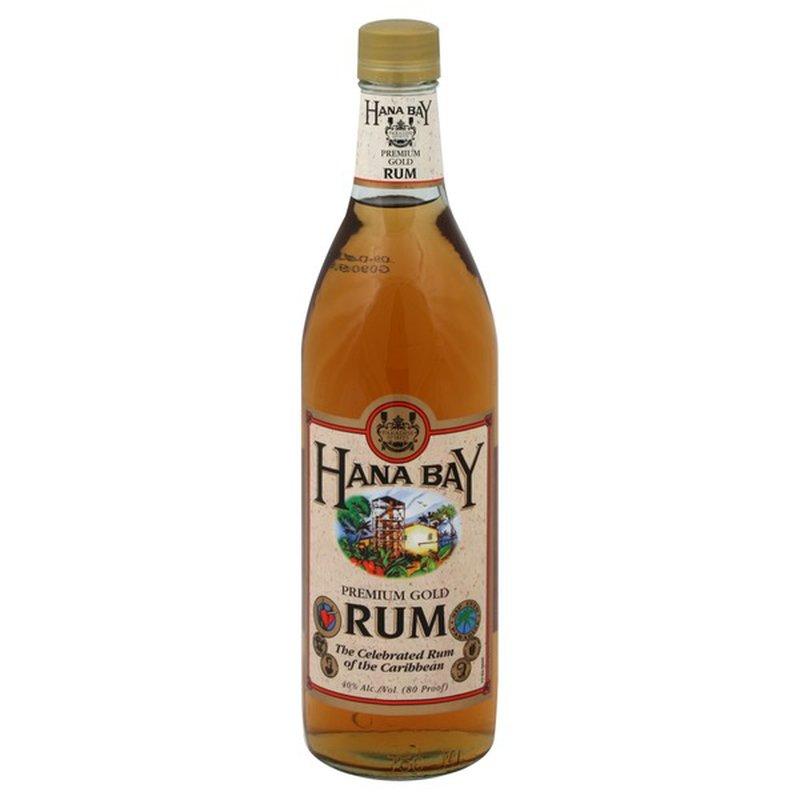 Hana Bay Gold Rum