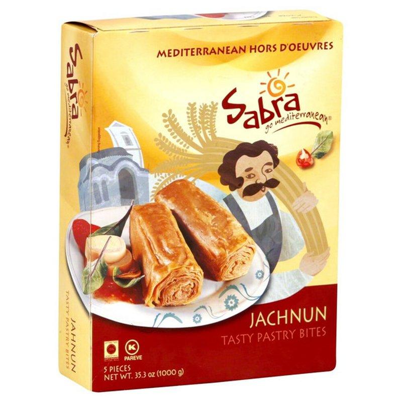 Sabra Tasty Pastry Bites, Jachnun