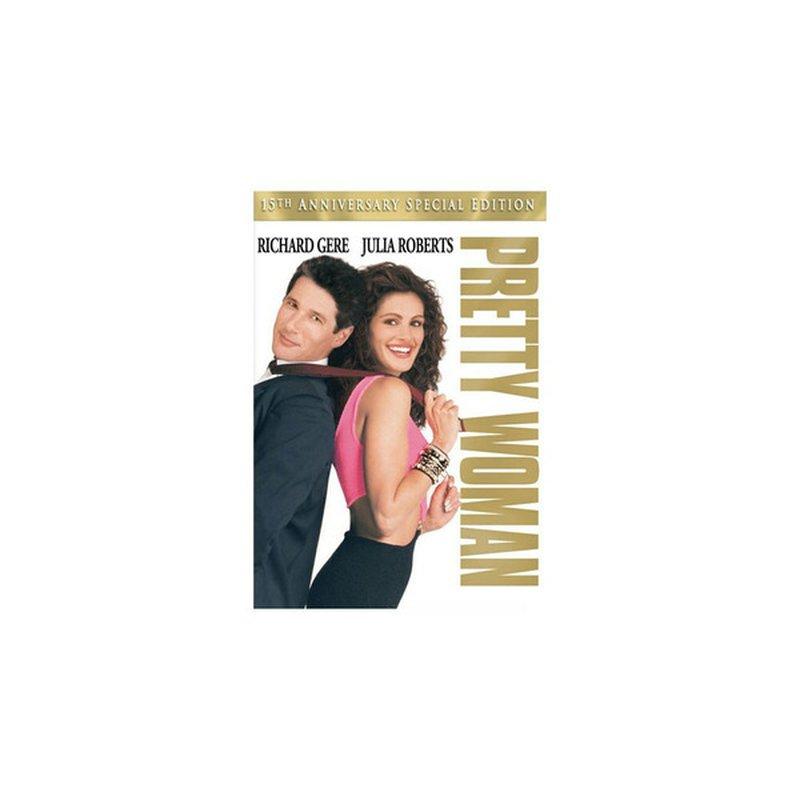 Buena Vista Home Entertainment Pretty Woman 15th Anniversary Special Edition DVD