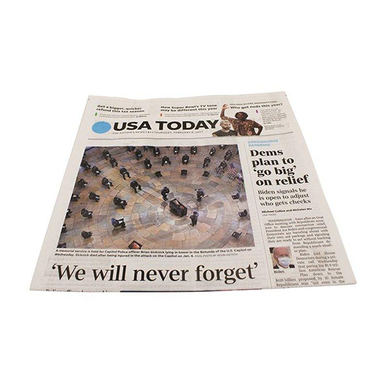 Magazines USA Today Thursday Newspaper