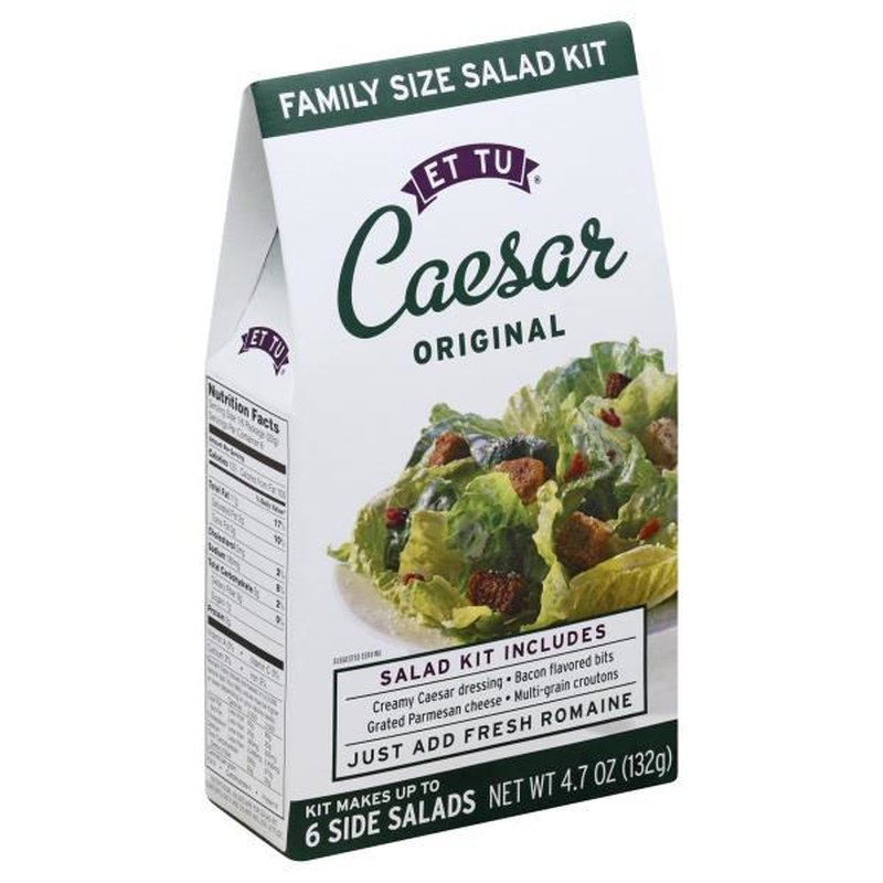 Caesar Original Salad Kits