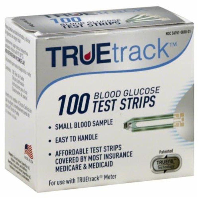 True Track Test Strips