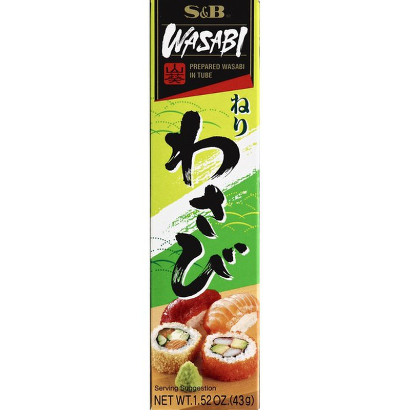 S&b Wasabi