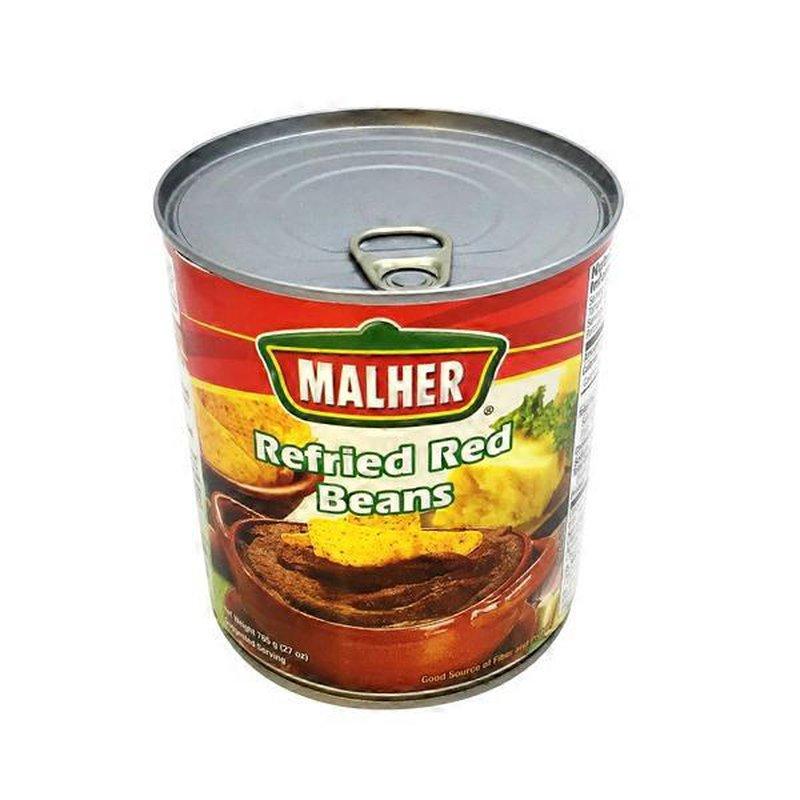 Malher Refried Red Beans 29 Oz Instacart
