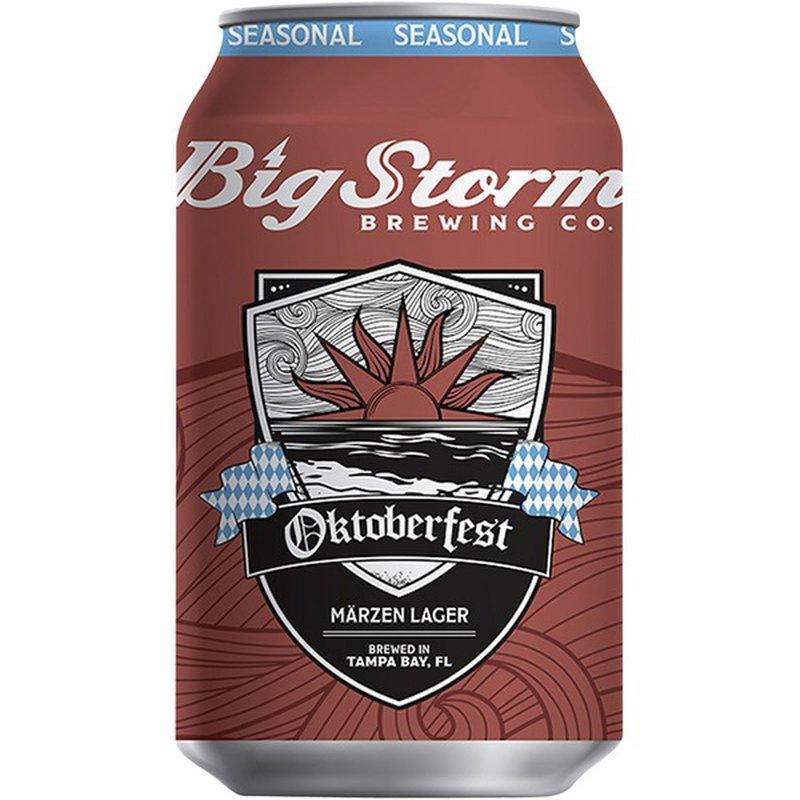 Big Storm Brewing Company Oktoberfest Marzen Lager
