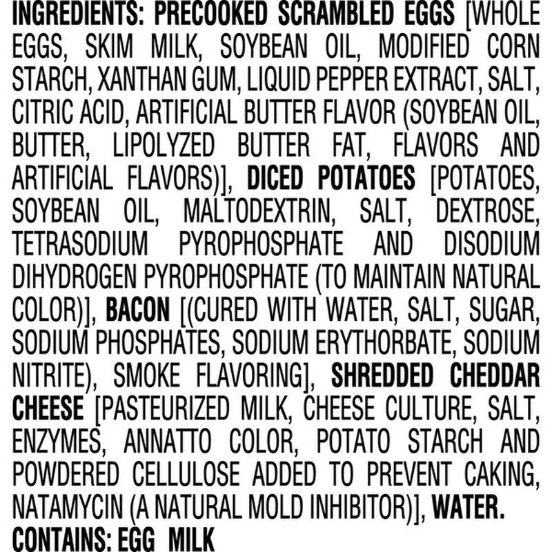 Jimmy Dean Bacon, Egg & Cheese Breakfast Bowl