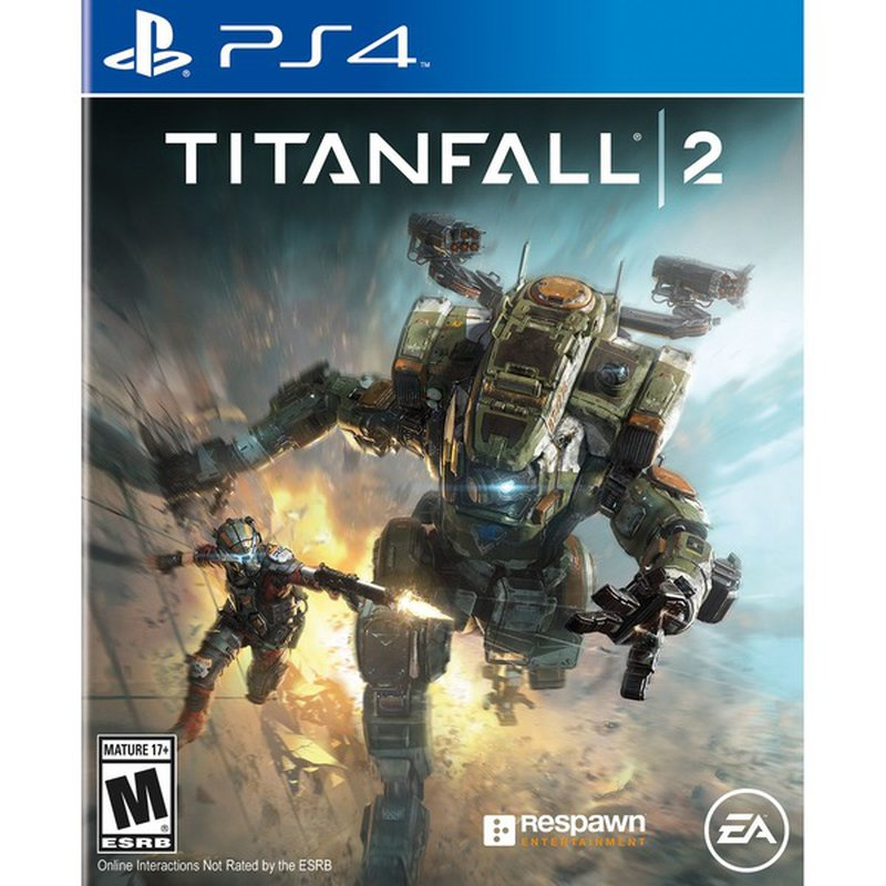 Electronic Arts Titanfall 2 for PlayStation 4 Game