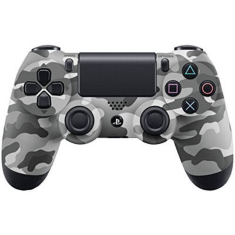 Sony DualShock 4 Urban Camouflage Wireless Controller for PlayStation 4