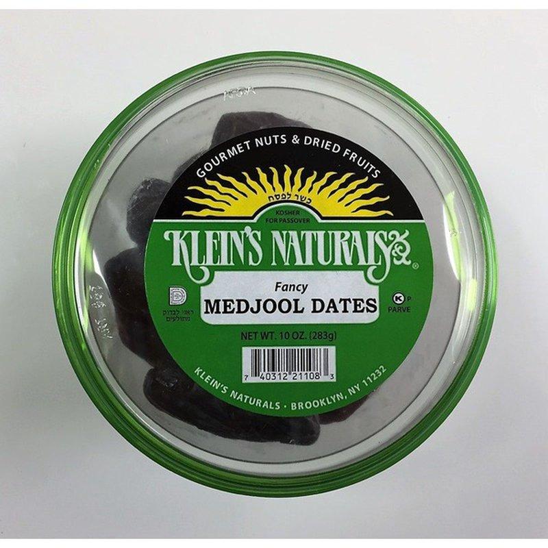 Klein's Natural Medjool Dates