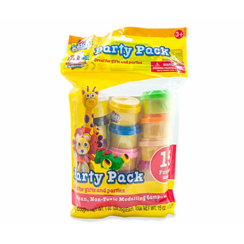 Creative Converting Kiddy Dough Party Pack