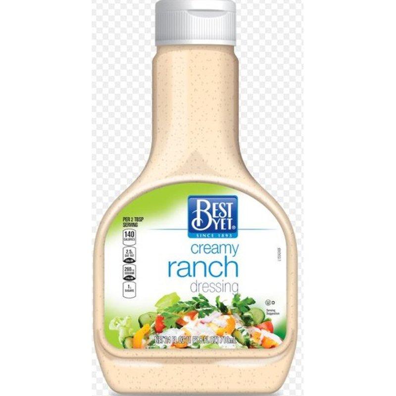 Best Yet Creamy Ranch Dressing