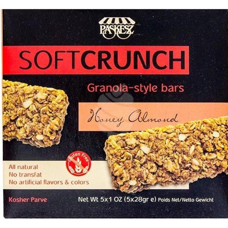 Paseksz Paskesz Soft Crunch Honey Almond