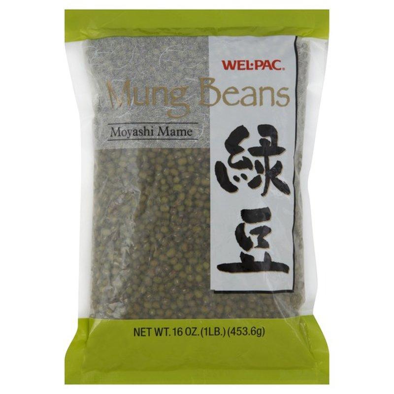 Wel-Pac Mung Beans, Moyashi Mame