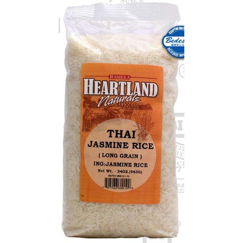National Heartland Thai Jasmine Rice