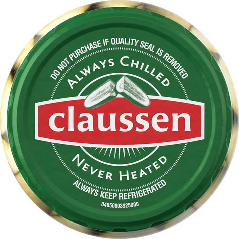 Claussen Kosher Dill Pickle Spears