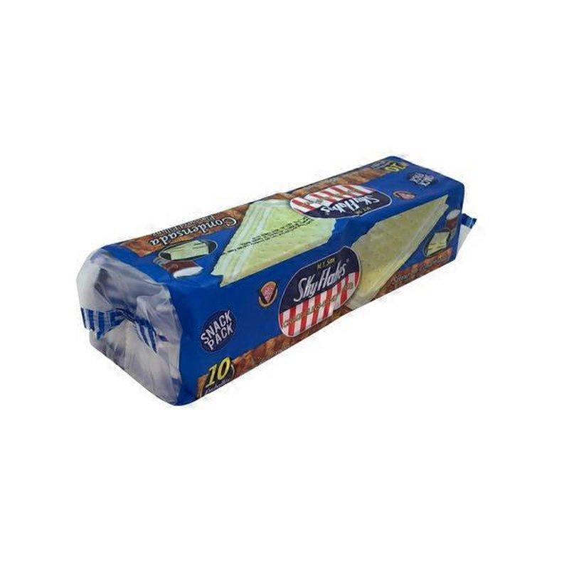 M.Y. San Sky Flakes Condensada Cracker Sandwich